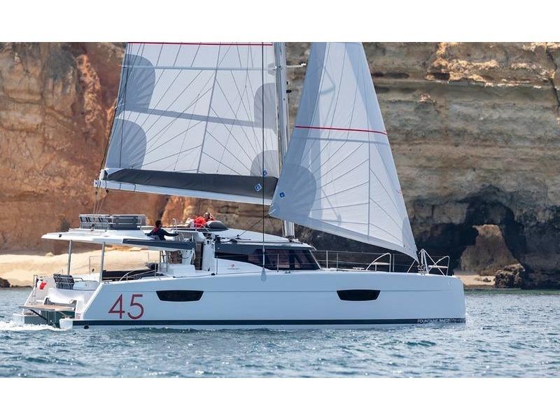 NEW 45, Exclusivité mondial au Yachting Festival!