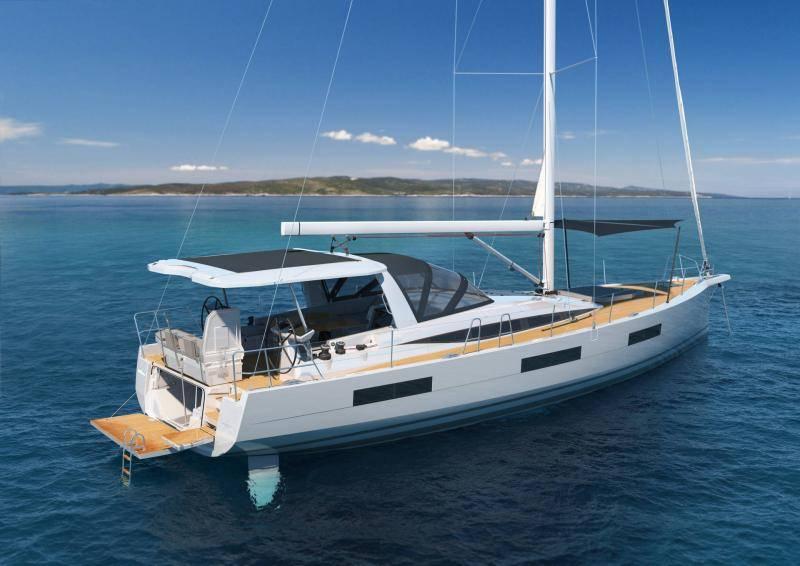 23-25 avril, Nouveau Jeanneau Yacht 60 Private Days