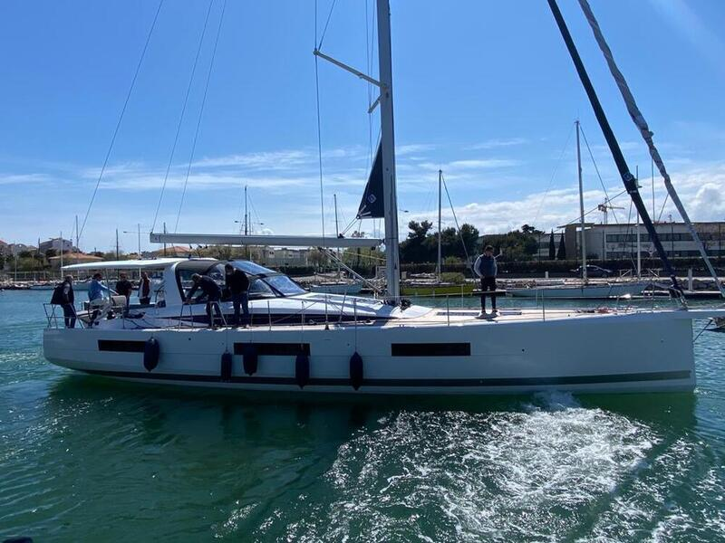 Essais privés à bord du Jeanneau yacht 60 - nouveau voilier yacht