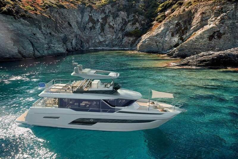 NEW Prestige Yacht X60 !