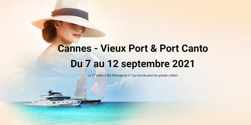 Rendez-vous au Cannes yachting festival avec EURO-VOILES Riviera Plaisance