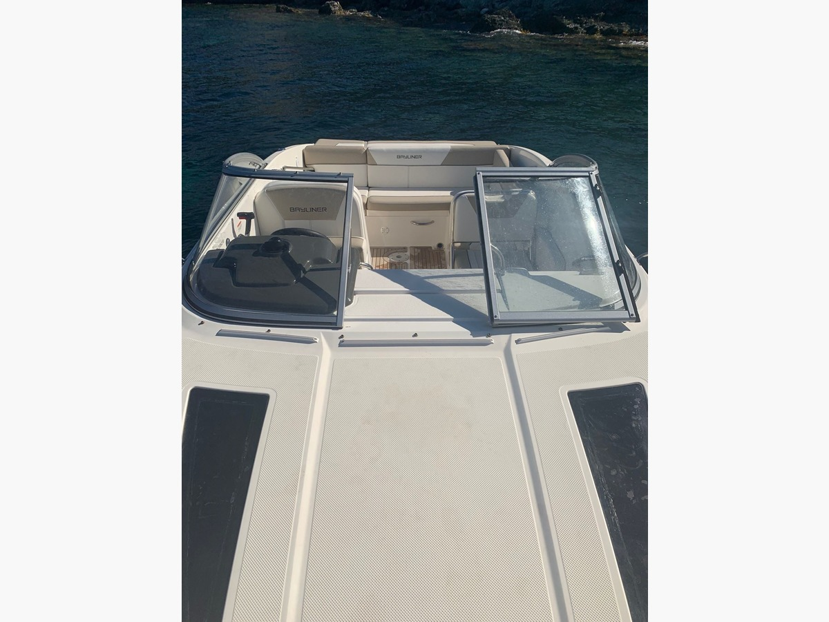 BAYLINER 742 CUDDY