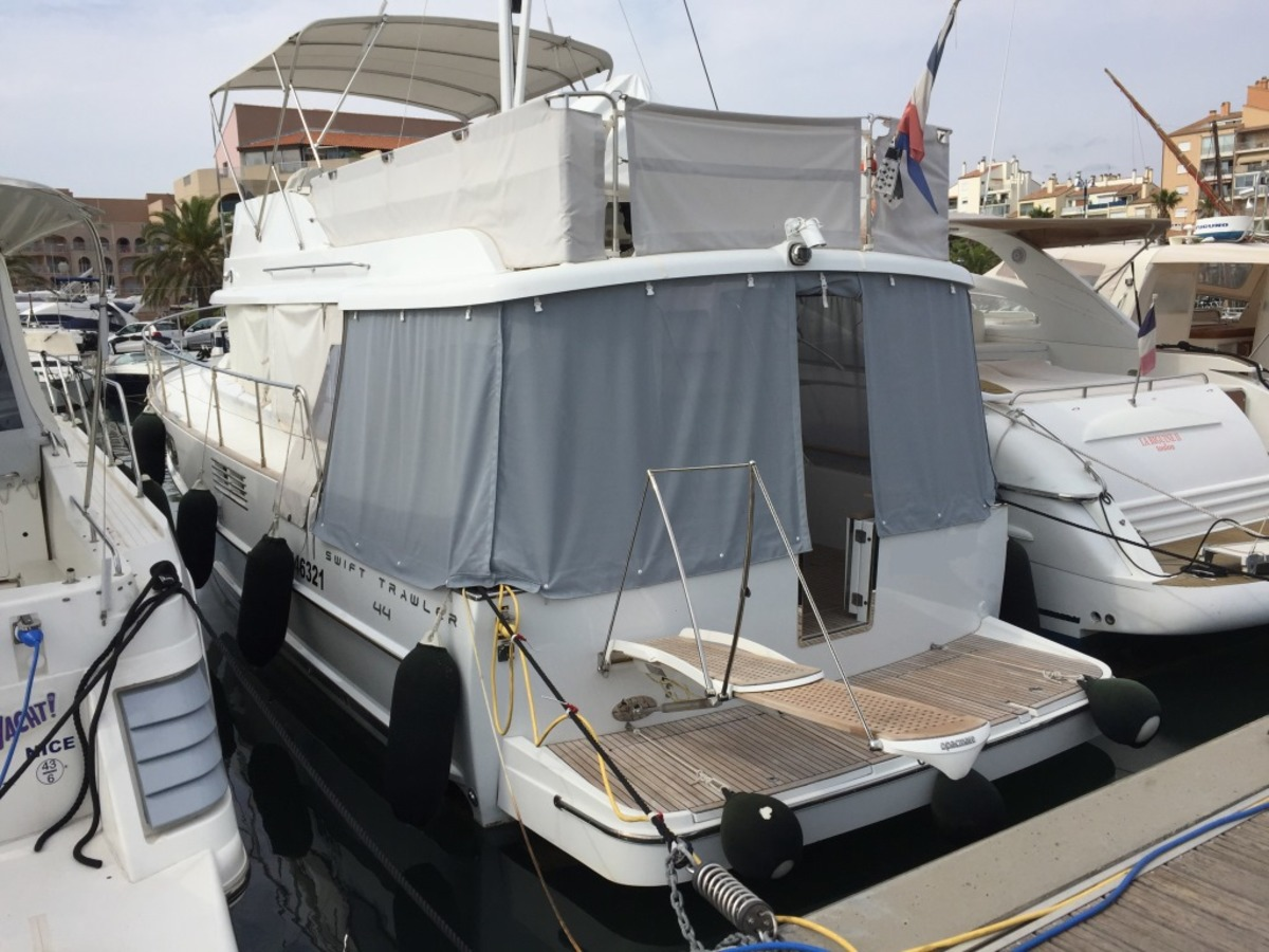 SWIFT TRAWLER 44